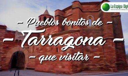 7 Pueblos Bonitos de Tarragona que visitar