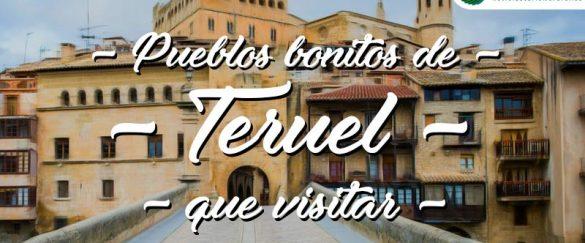 Pueblos bonitos que visitar en Teruel