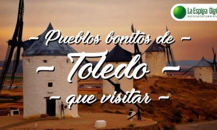 5 Pueblos Bonitos de Toledo que visitar