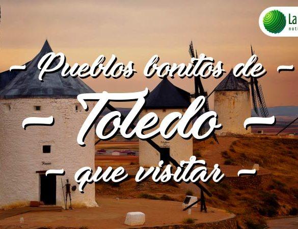 Pueblos bonitos de Toledo que visitar