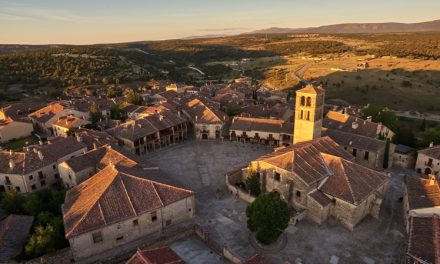 Los 5 Pueblos más turísticos de Castilla y León en Internet en 2018