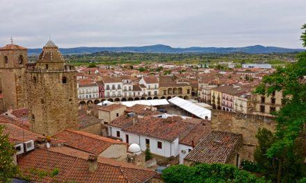 Los 5 Pueblos más turísticos de Extremadura en Internet en 2018