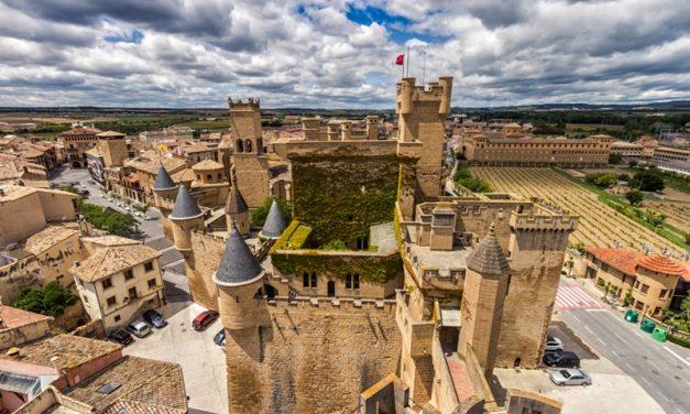 Los 5 Pueblos más turísticos de Navarra en Internet en 2018