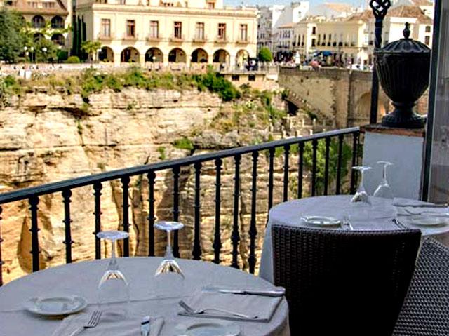 Albacara, en Ronda, Málaga.