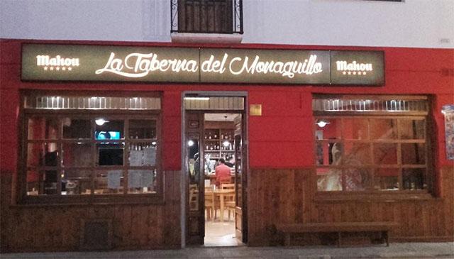 Mejores restaurantes donde comer en Guadalupe Taberna del Monaguillo