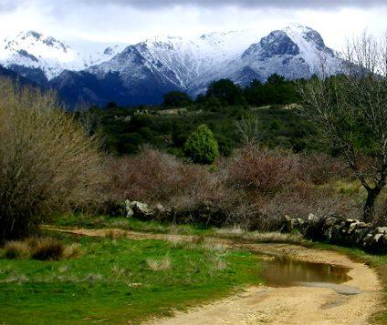 La Sierra de Guadarrama estrena rutas senderistas - turismo-activo
