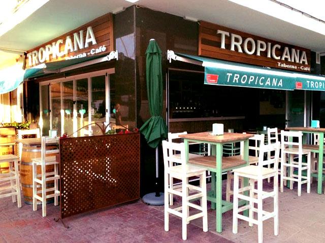 Tropicana, en Ronda, Málaga.