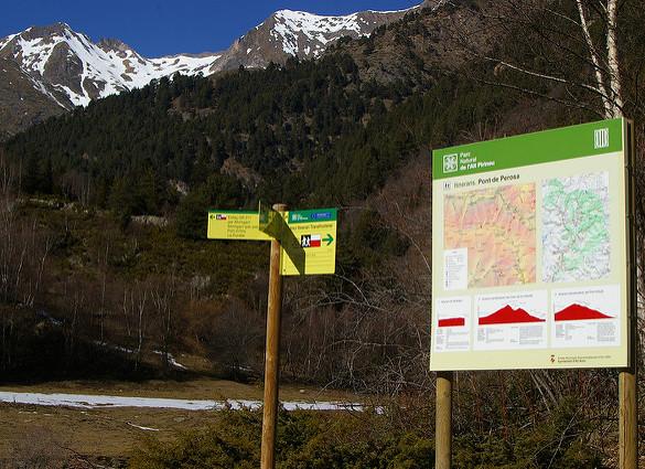 Cataluña ampliará el Parque Natural del Alt Pirineu