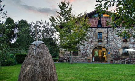 "La Casa Rural Jesuskoa recibe el premio ""Travellers Choice"""