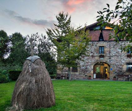 """La Casa Rural Jesuskoa recibe el premio """"Travellers Choice"""" - turismo-alojamiento-rural"""