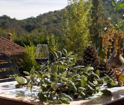El turismo rural internacional crecerá en Andalucía en el tercer trimestre - turismo-alojamiento-rural