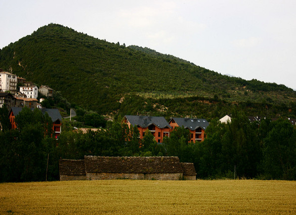 Aragón promociona el turismo rural en Intur
