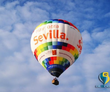Globoo, primera empresa en ofrecer paseos en globo aerostático en Andalucía - turismo-activo