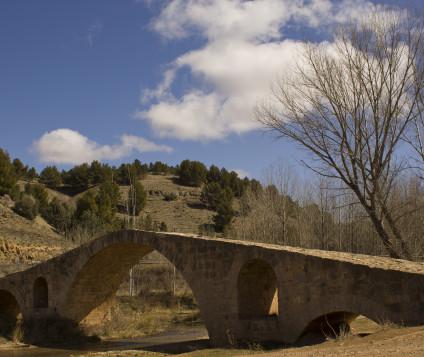 puente romano calamocha