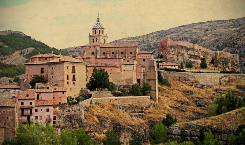 albarracin pueblo encanto