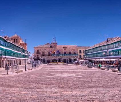 Almagro, uno de los pueblos más bonitos de España - pueblos