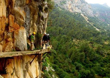 El Caminito del Rey acumula más de 32.000 reservas