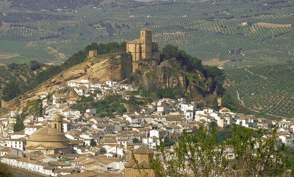Montefrío, elegido por National Geographic por sus vistas