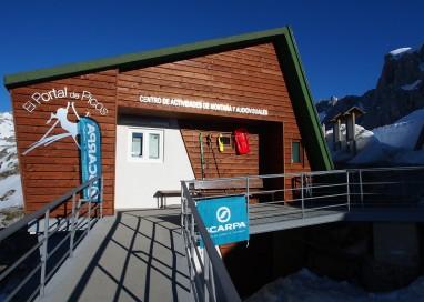 Nace la primera empresa de turismo activo de Picos de Europa