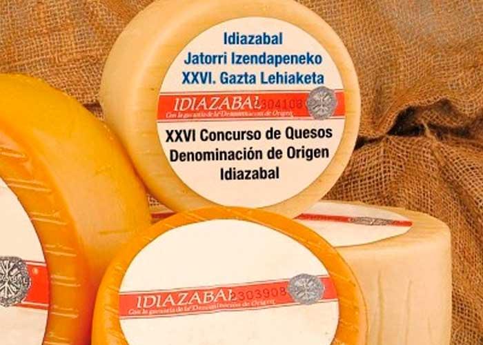 Dos queserías con queso DO Idiazabal, Premio Roma 2015