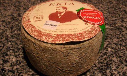 El Queso DO Roncal, sólo de leche de razas autóctonas