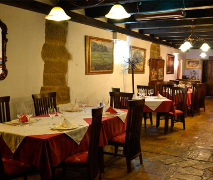 restaurante abadia tapa somontano