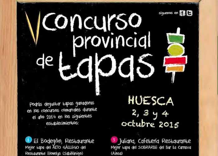 El Restaurante Carmen gana el Concurso de Tapas de Huesca