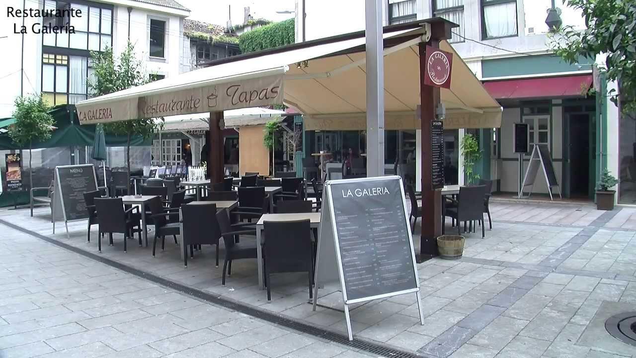 restaurante galeria llanes