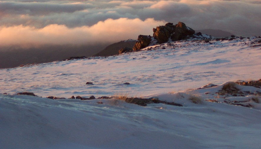 La meteorología obliga a cerrar la estación de esquí de Sierra Nevada