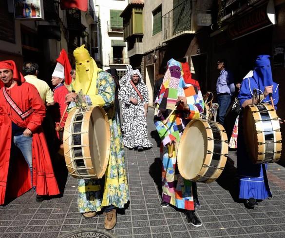 Las Tamboradas, candidatas a Patrimonio Cultural Inmaterial de la Humanidad