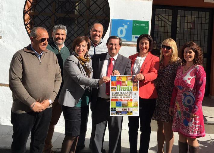Feria de Gastronomía, Artesanía y Turismo Rural en Agrón