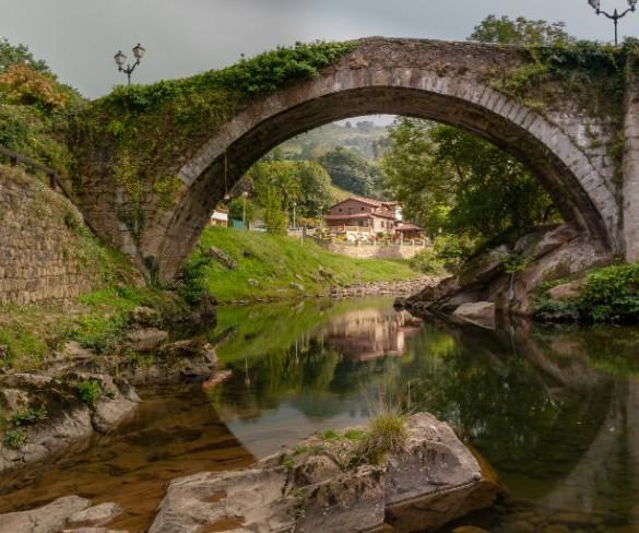 Liérganes celebra su acreditación como uno de Los Pueblos más Bonitos de España