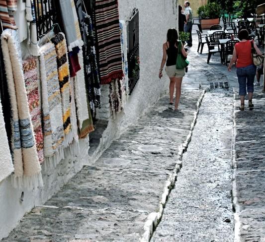 La Alpujarra, una de las zonas más turísticas de Andalucía