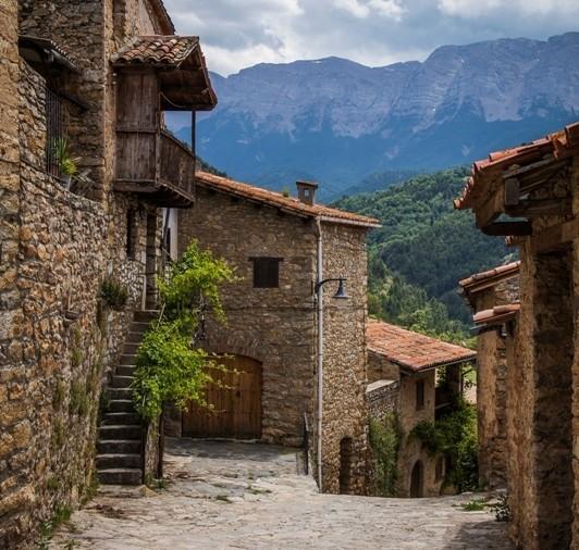 Cataluña, destino líder de turismo rural en San Isidro