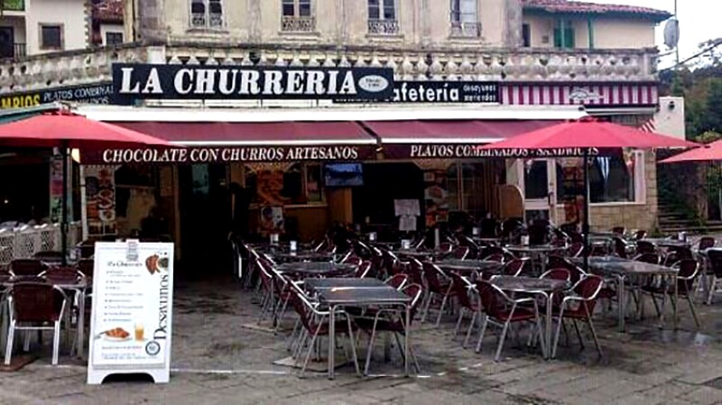 La Churrería Comillana, el peor restaurante en la red