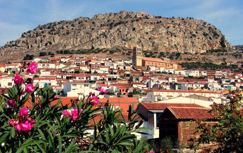 El turismo rural de Extremadura, con un 85% de ocupación en el Puente