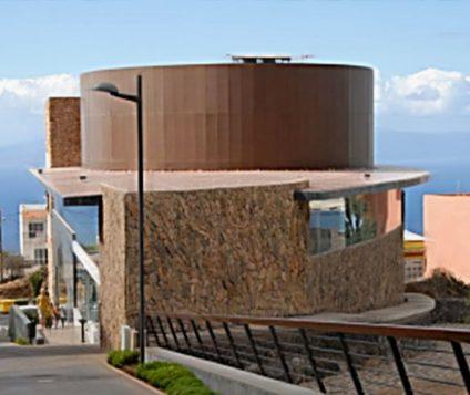 Auditorio de Guía de Isora, en Tenerife