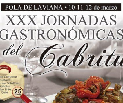 XXX Jornadas Gastronomicas del Cabritu