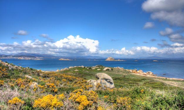 Viaje en Catamarán para conocer la Isla de Sálvora