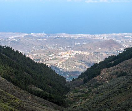 vistas de Valsequillo