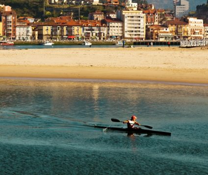 Turismo en canoa en el Sella para Semana Santa - turismo-activo