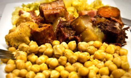 """La """"Olla de los Peregrinos"""": el contundente y excelso cocido del valle de Liébana"""
