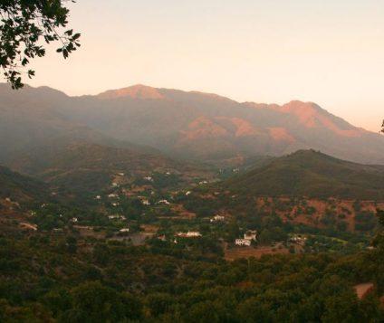 Sigue en marcha la solicitud del Parque Nacional de las Sierras Bermeja y de las Nieves - naturaleza