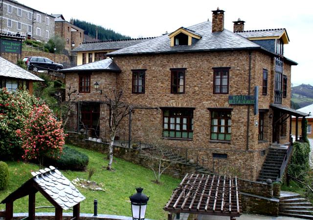 Los 20 mejores hoteles rurales con encanto en asturias - Casa pedro santa eulalia de oscos ...