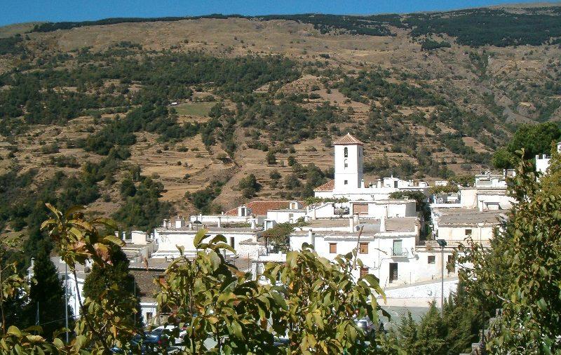 """Capileira entra en """"Los Pueblos más Bonitos de España"""""""