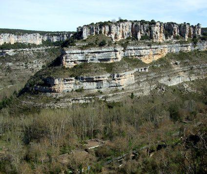 Las Loras, en Castilla y León, declaradas Geoparque Mundial por la UNESCO - naturaleza