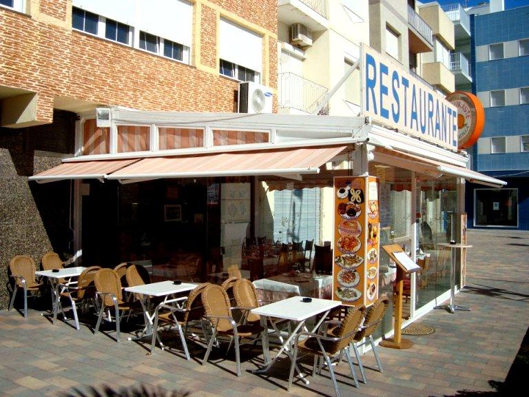 restaurante el caracol peñiscola