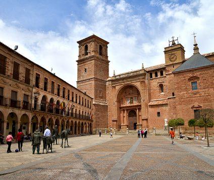 Villanueva de los Infantes, uno de los Pueblos más Bonitos de España - pueblos