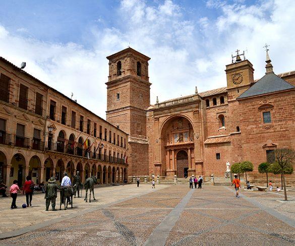 Villanueva de los Infantes, uno de los Pueblos más Bonitos de España