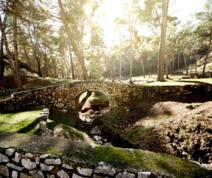 Entorno de Cañada de las Hazadillas